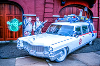 65 Ghostbuster Caddy
